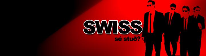 Hljómsveitin Swiss - Hausmynd